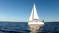 The Sailing Boat.