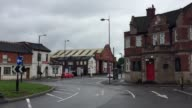 The scene of a suspected shooting which happened overnight in the Witton area of Birmingham just a few hundred yards from the Aston Villa ground and...