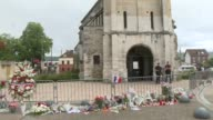 The small French Normandy town of Saint Etienne Rouvray this week will mark the first anniversary of the killing of a priest whose throat was slit by...