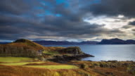 The Sound of Sleat from Skye - Time Lapse