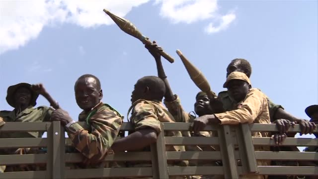 The South Sudanese army loyal to President Salva Kiir said Monday it had begun withdrawing from the capital Juba ahead of a peace deal deadline...