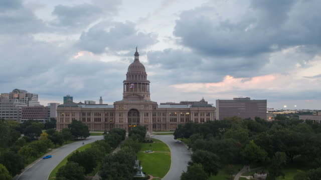 The State Capitol building, Austin, Texas, USA