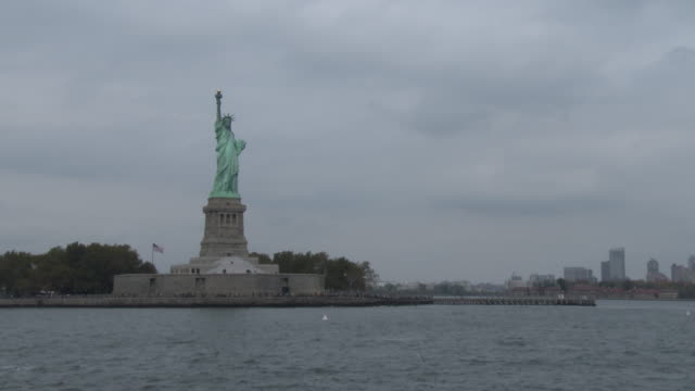 The Statue Of Liberty - NYC