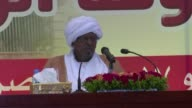 The Sudanese Prime Minister Bakri Hassan Saleh announced on Thursday in Khartoum the composition of the new government of national accord