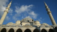 The Suleymaniye Mosque at Istanbul
