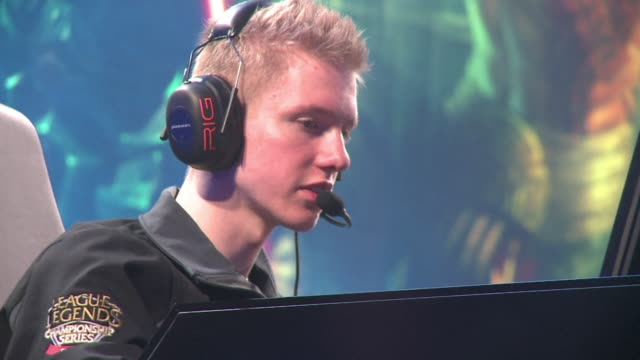 The tickets are sold out and the excitement is reaching a crescendo at the League of Legends championships underway in Paris for fans of the...