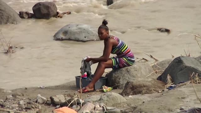 The tiny Caribbean island of Dominica appealed for desperately needed aid and helicopters following the devastation wrought by Hurricane Maria which...