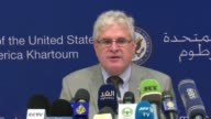 The top US envoy in Sudan said Saturday that conditions have to be right for holding talks with Khartoum on removing it from Washington's blacklist...