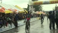 The Tour de Rwanda finished Sunday with Jean Bosco Nsengimana winning the general classification having worn the yellow jersey from the first day...