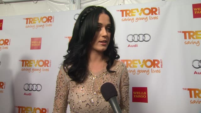 The Trevor Project's 2012 'Trevor Live' Honoring Katy Perry Los Angeles CA United States 12/2/12