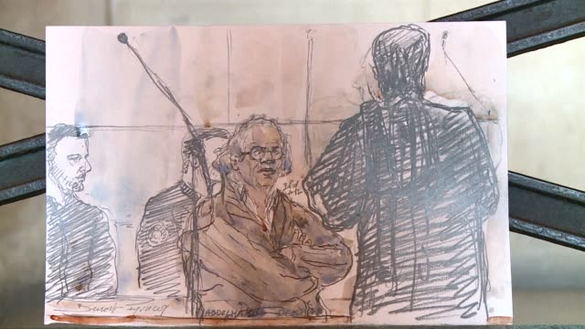 The trial is underway for Abdelhakim Dekhar the suspect accused of shootings and several attempted murders in November 2013 in Paris