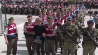 The trial opens of more than 220 suspects including over two dozen former Turkish generals accused of being among the ringleaders of the attempted...