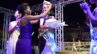 The troubled east African country of Burundi held a beauty contest Sunday where medical student AngeBernice Ingabire was crowned Miss Burundi