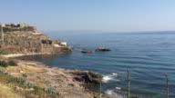 The tuna cannery close to the castle of Portopalo di Capo Passero