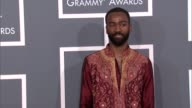 The Twilite Tone at The 55th Annual GRAMMY Awards Arrivals in Los Angeles CA on 2/10/13