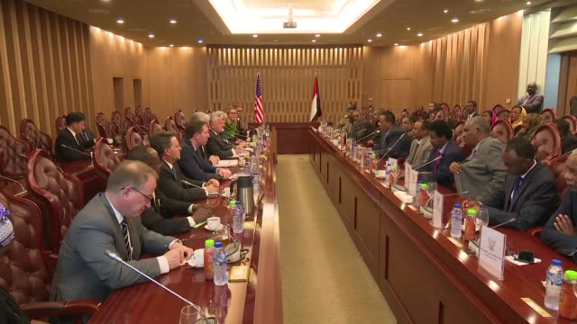 The United States is keen to expand relations with Sudan that have gained a positive momentum after Washington lifted its trade embargo against...