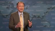 The United States on Thursday threw its support behind World Bank chief Jim Yong Kim for a second term at the helm of the multilateral development...