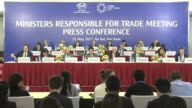 The United States will not return to the Trans Pacific Partnership Washington's trade chief Robert Lighthizer says as the 11 other countries involved...