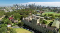 The University of Melbourne campus