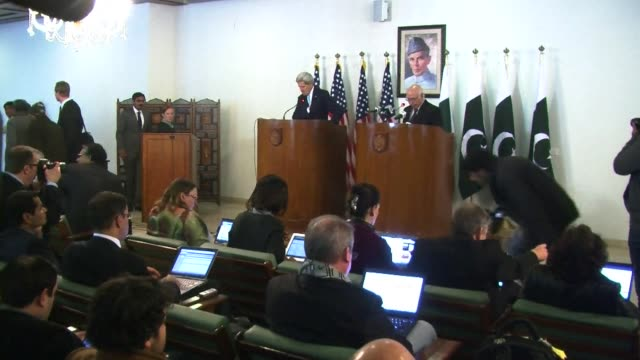 The US is set to step up its security and intelligence efforts as the Pakistani government moves against militants in its restive northwest top...