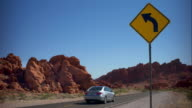 The Valley of Fire - Nevada