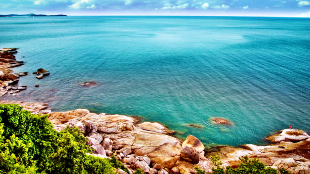 The vast ocean