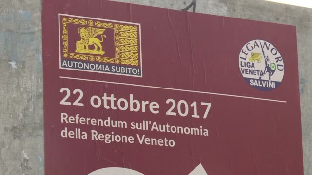 The Veneto and Lombardy regions of northern Italy will vote on Sunday 22 October in a consultative referendum on greater financial and administrative...