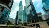 T/L WS LA TU The View of city and street / HongKong, China