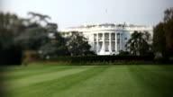 The White House (Tilt Shift Lens)