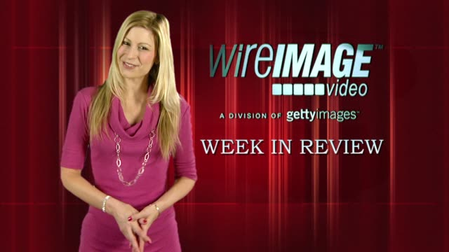 The WireImage Entertainment Report WEEK IN REVIEW 05/29/09