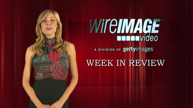 The WireImage Entertainment Report WEEK IN REVIEW 1/8/2010