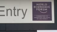 The World Economic Forum has opened under high surveillance tuesday in Davos where over 300 world leaders are expected to attend