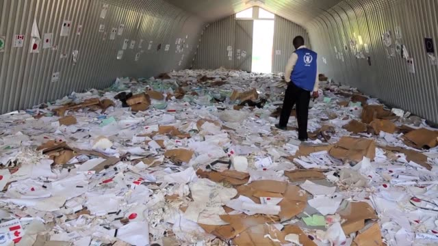 The World Food Programme says about 28 million US dollars of material was lost when its logistics base in Juba was looted following fighting in South...