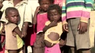 The World Food Programme says close to a million people are facing starvation in southern Madagascar as an ongoing drought causes harvests to fail...