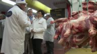 The World Health Organisation focuses on food safety awareness on World Health Day with the organisation's Director General Margaret Chan visiting...