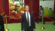 The World Premiere of Walt Disney's The Muppets Los Angeles CA United States 11/12/11
