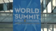 The World Summit on Climate and Territories opened in Lyon France on Wednesday preparing the COP21 climate conference in Paris at the end of the year