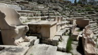 Theatre of Dionysus, Acropolis, Athens, Greece