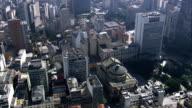 theatro Municipal  - Aerial View - São Paulo, São Paulo, Brazil