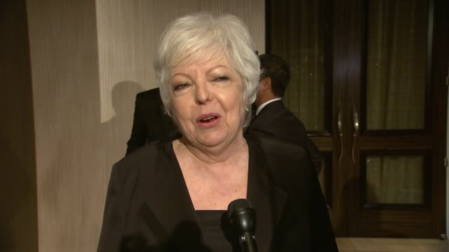 INTERVIEW Thelma Schoonmaker on the event at 64th Annual ACE Eddie Awards in Los Angeles CA
