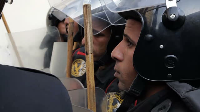 There have been more clashes in Egypt during a second day of protests against the country's President Yesterday four people were killed hundreds more...