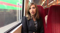 There's been a rise in the number of sexual offences recorded on Britain's railways Police say the increase is partly down to high profile harassment...