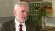 Theresa May appeals to other parties to bring forward ideas Location unknown Jeremy Corbyn MP interview SOT I think it's ridiculous that the Foreign...