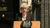Theresa May explaining what the government's response will be to tackle extremism after the Finsbury Park terror attack