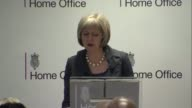 Theresa May orders major review into deaths in police custody May speech That is why I have always acted to address miscarriages of justice when they...