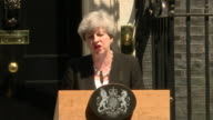 Theresa May praising the community responses after the Finsbury Park terror attack the London Bridge terror attack and the Grenfell Tower fire