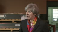 Theresa May saying she is taking nothing for granted after a strong Conservative performance in the local elections and will be going out to win the...