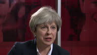 Theresa May saying the government has identified buildings where fire safety may be compromised and they will do everything to ensure people are safe...