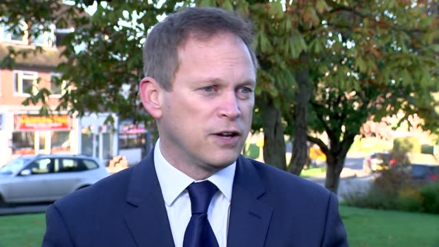 Theresa May vows to carry on amid rumours of leadership challenge Location unknown Grant Shapps MP interview SOT The whips themselves decided to tell...