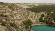 Thermal Pool the Corbeille / Basket in Nafta , southern Tunisia